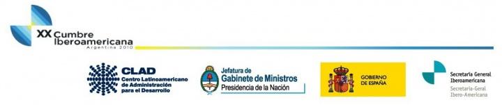logos XII Cumbre Ministros Iberoamerica
